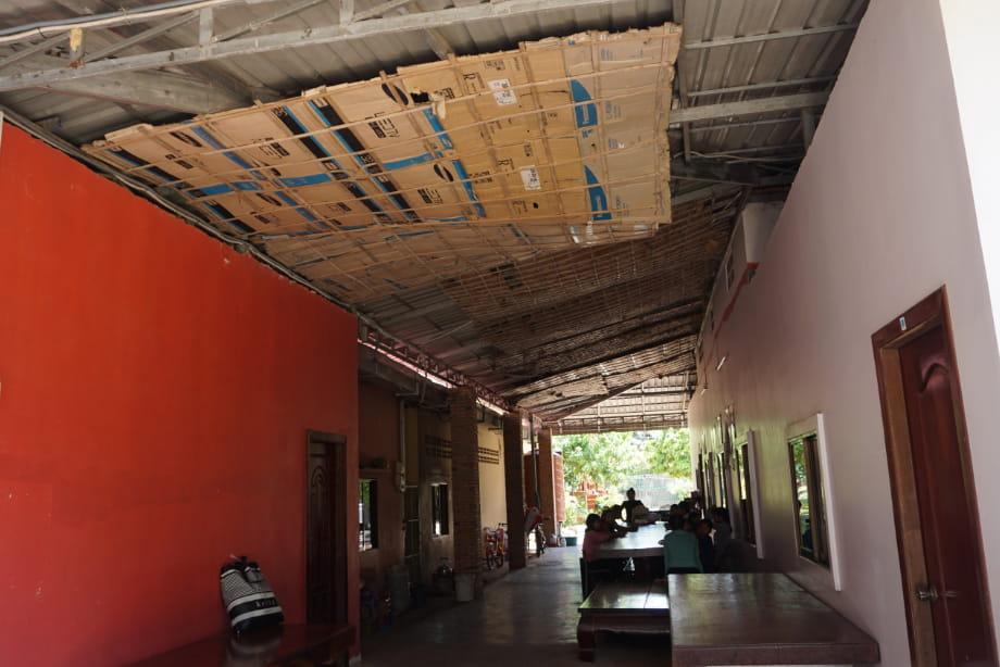 孤児院・校舎整備写真1